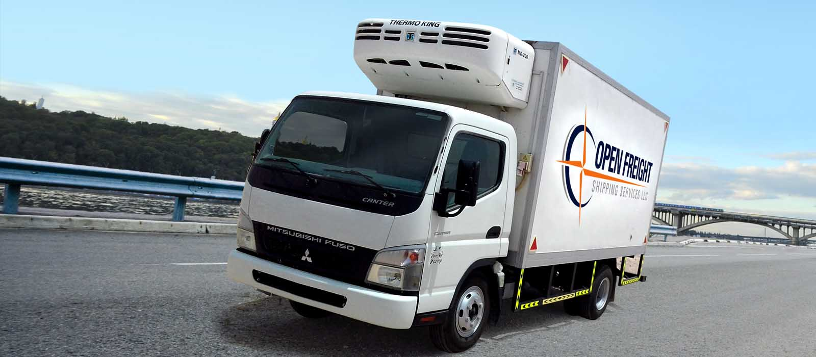 Open Freight